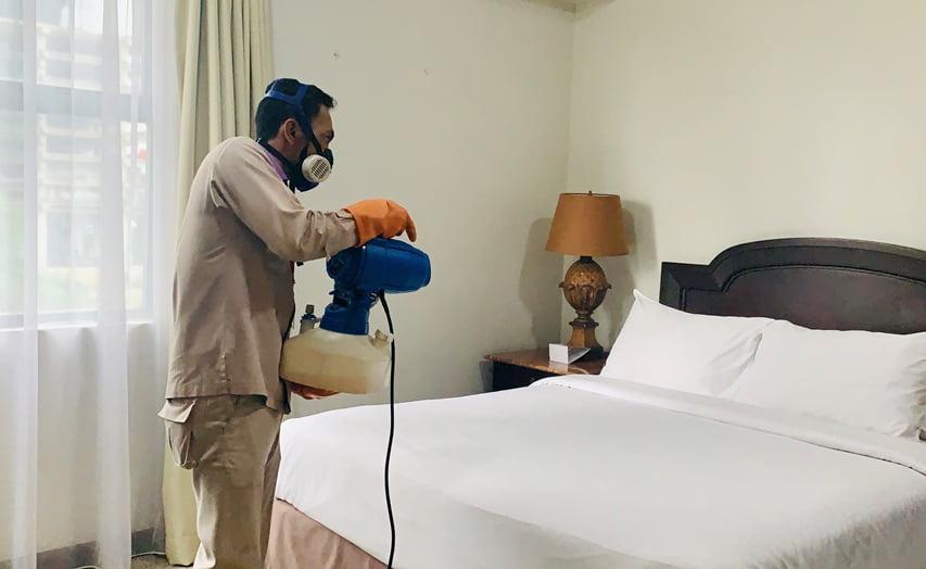 Aryaduta Suites Semanggi Menghadirkan Paket Sanitasi Legkap