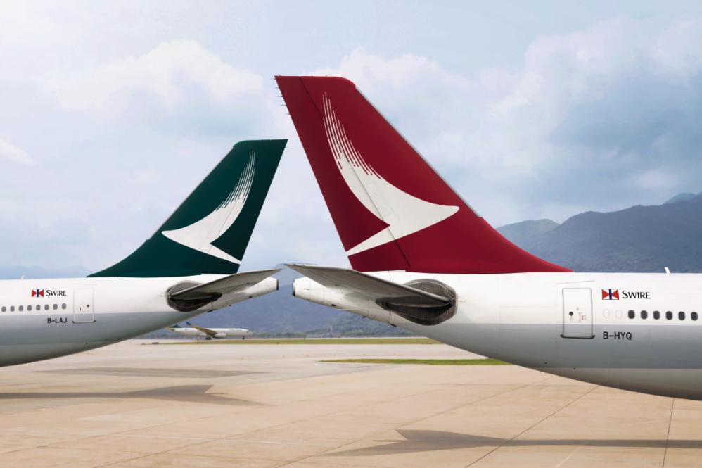 Cathay Pacific Mengurangi Kapasitas Penumpang Hingga 96% Pada Bulan April dan Mei