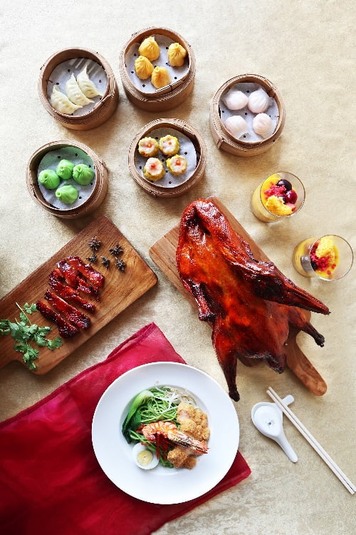 Chinese Food Menu 1