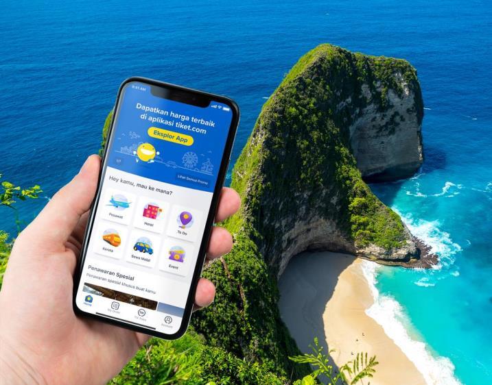 Tiket.com Galang Donasi Sembako dan APD