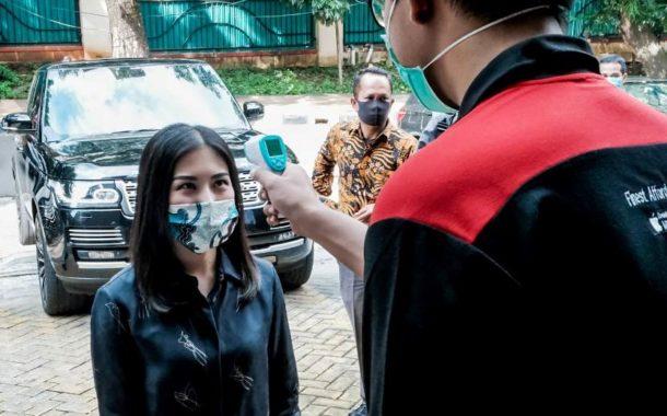 Gerakan Masker Kain Mendapat Respon Positif  dari Masyarakat