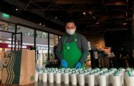 Starbucks Rayakan 18 Tahun  di Indonesia