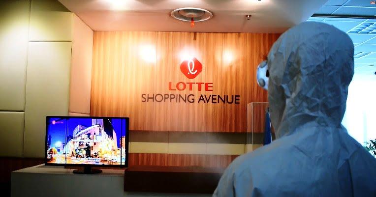 Lotte Shopping Avenue Siap Kembali Beroperasi dengan Protokol New Normal