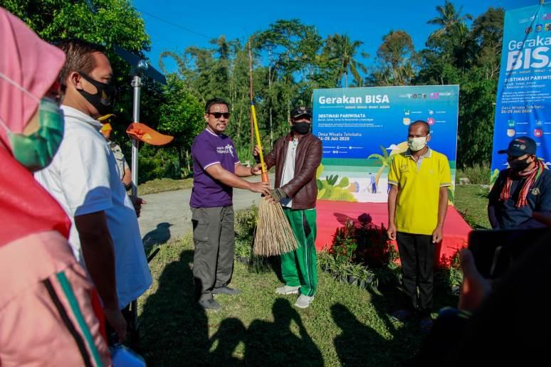 Gerakan BISA Kemenparekraf Hadir di  NTB, Tonjolkan Produk Ekraf Lokal