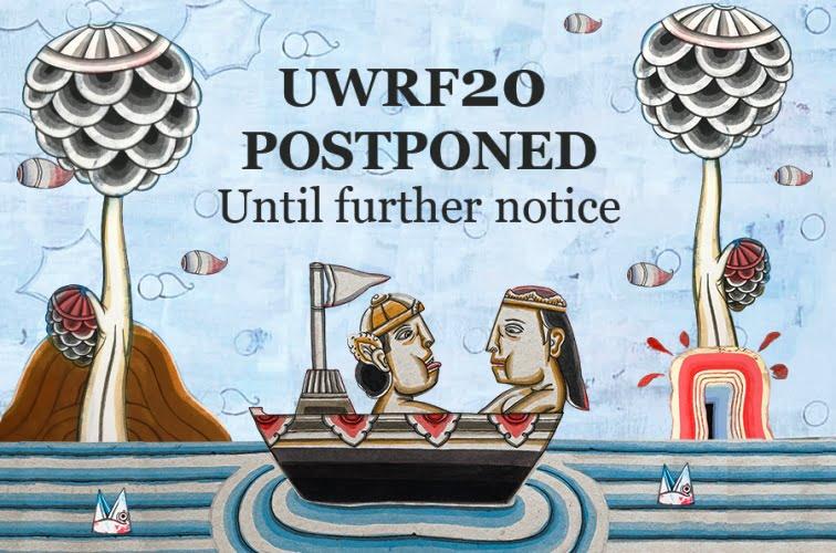 Ubud Writers & Readers Festival 2020 Ditunda Hingga Pemberitahuan Lebih Lanjut