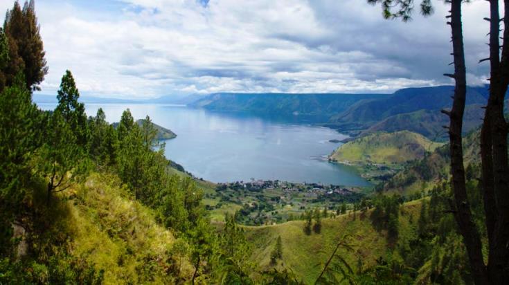 Danau Toba ditetapkan sebagai Unesco Global Geopark