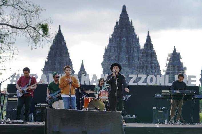 Prambanan Jazz Festival Diselenggarakan Secara Online