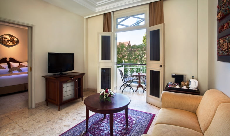The Merdeka Suite