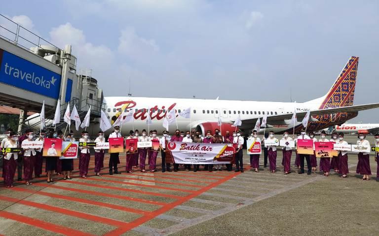 Kampanye Safe Travel, Wujudkan Penerbangan Sehat dan Selamat