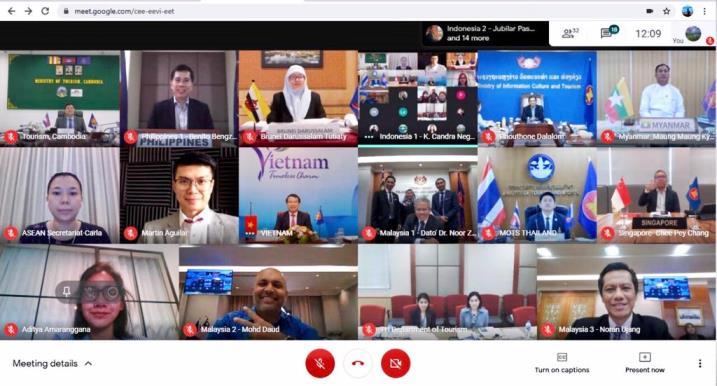 Asean virtual meeting1