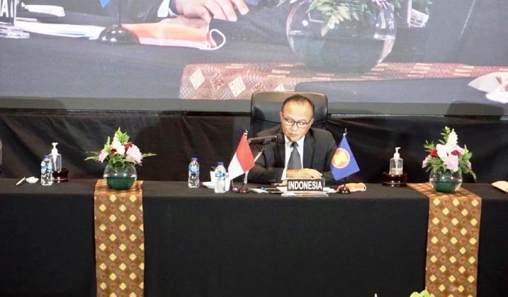 Indonesia Usulkan 5 Point Kerjasama Pariwisata ASEAN Untuk Tanggulangi Pandemi Covig-19