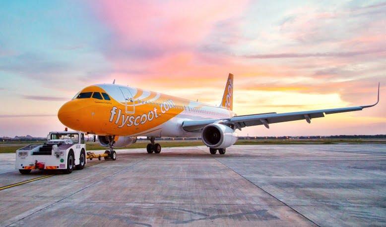 Scoot Akan Mulai Terbang dari Singapura ke Yogyakarta dan Semarang