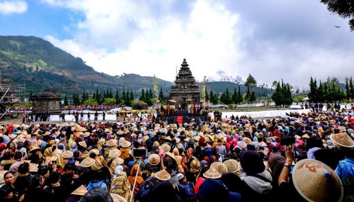 Akibat Wabah Covig-19, Dieng Cultural Festival Digelar Secara Virtual
