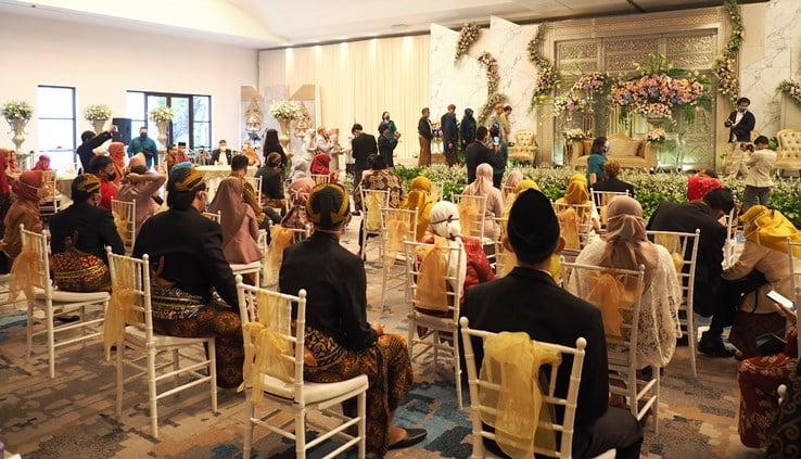 Wajah Baru dari Grand Ballroom Novotel Bogor