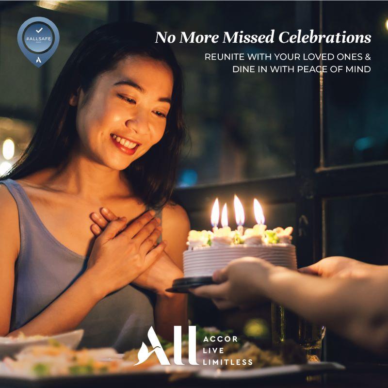 No More Missed Celebrations