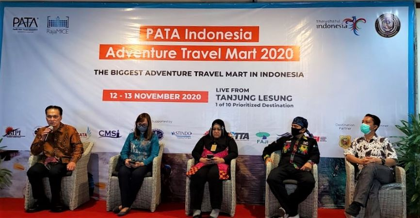 PATA Indonesia Selenggarakan Adventure Travel Mart 2020 Secara Virtual