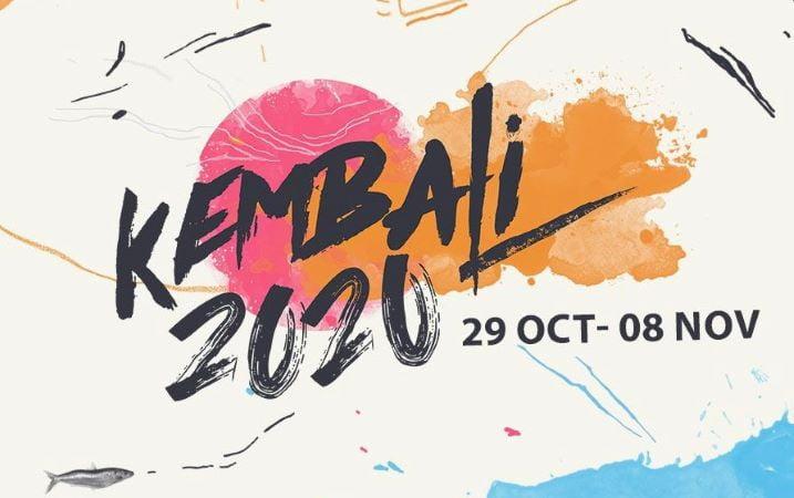 Pembukaan KEMBALI 2020: A Rebuild Bali Festival