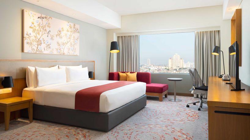 Sambut Keceriaan Tahun Baru 2021 di Holiday Inn & Suites Jakarta Gajah Mada