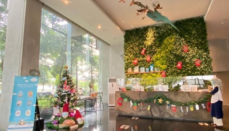 Berbagai Paket Menarik Perayaan Natal dan Tahun Baru di Aviary Bintaro