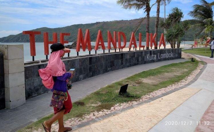 Pembangunan Sirkuit MotoGP Mandalika NTB Terus Digenjot Ditengah wabah Pandemi
