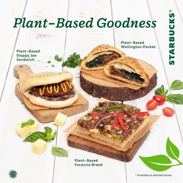 Starbucks Plant Based Goodness Food