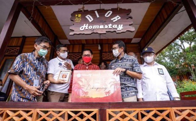 Program Desa Wisata Jadi Wisata Unggulan di Likupang