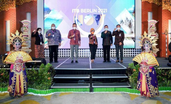 Indonesia  Berpartisipasi di  ITB Berlin 2021