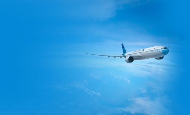 Marriott International Indonesia Luncurkan Kemitraan dengan Garuda Indonesia