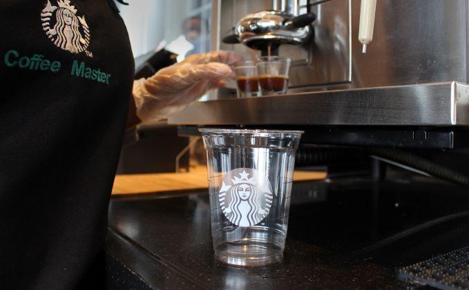 Starbucks rPET Cup 2 1