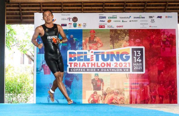 Belitung Tritahlon 2021 Diharapkan  Menjadi Role Model Event Wisata Olahraga Berikutnya