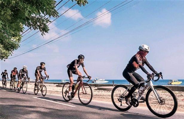Bali Mulai Bangkit Melalui Kegiatan Bali Cycling Marathon 2021