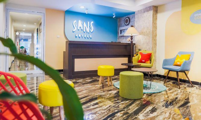 RedDoorz Hadirkan Sans Hotel, Hotel Baru Bergaya Milenial