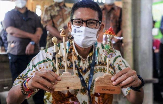 Bangkitkan Produk Kreatif Lokal di Masa Pandemi
