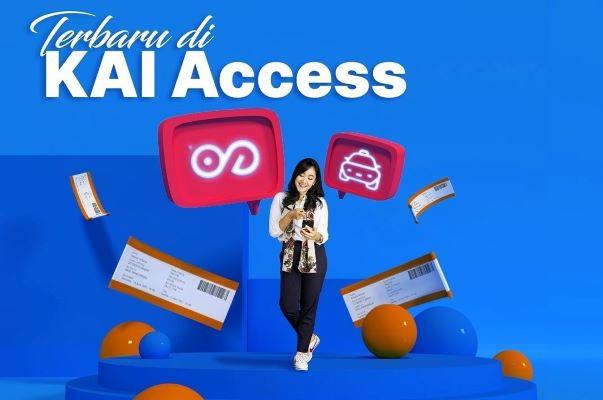 Gunakan Aplikasi KAI Access Tidak Hanya Untuk Memesan Tiket Kereta