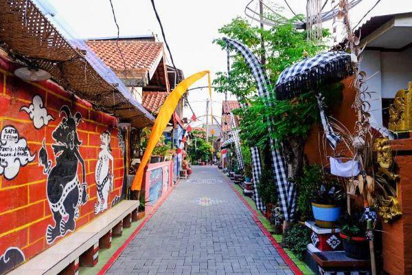 Mengobati Kerinduan Akan Bali di Kampung Bali Kota Bekasi