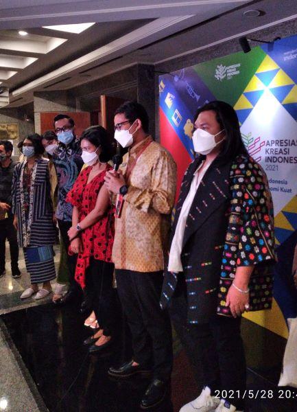 peluncuran apreasiasi kreasi indonesia2