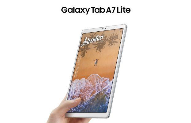 Nikmati Berbagai Keseruan  dengan Tablet Samsung Galaxy Tab A7 Lite