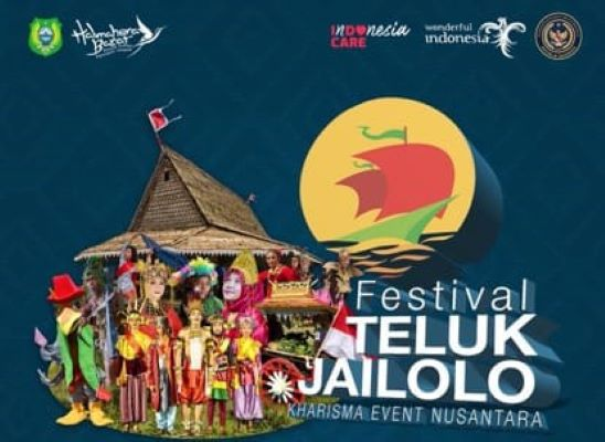 Harmoni di Pulau Rempah pada Festival Teluk Jailolo