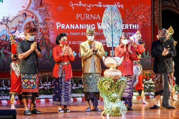 Pesta Kesenian Bali XLIII 2021 Pemantik Bangkitnya Kreativitas Pelaku Ekraf di Bali