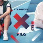00 Starbucks X FILA