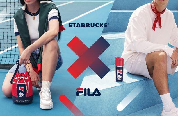 Sambut Musim Panas dengan Koleksi Terbaru Starbucks® X FILA yang Sporty