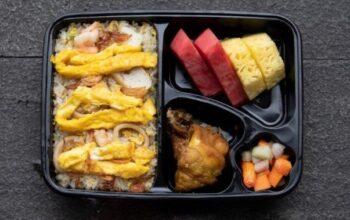 PPKM Takeaway Nasi Goreng Sehat