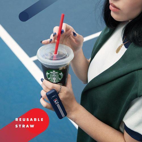 SBUX21 AP FILA MerchIntroduction Reusable Straw