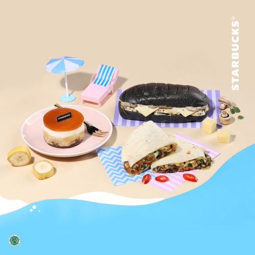 Stabucks Summer 2021 Food 1