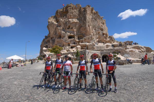 Turki, Destinasi Wisata Olahraga Bersepeda Kelas Dunia