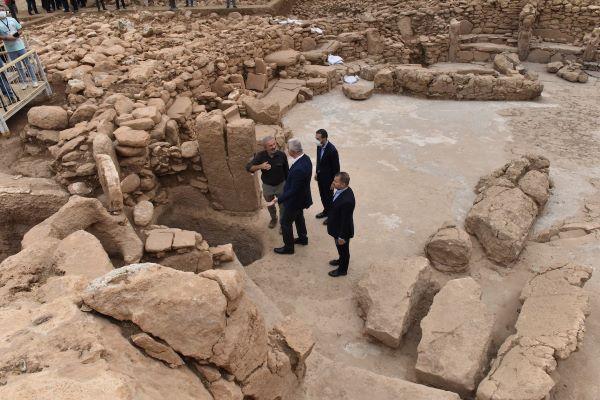 Turki Perkenalkan Wisata Pra -Sejarah Jaman Neolitik  Melalui Proyek TAS TEPELER