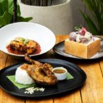 SRDA Chef Choices Menu