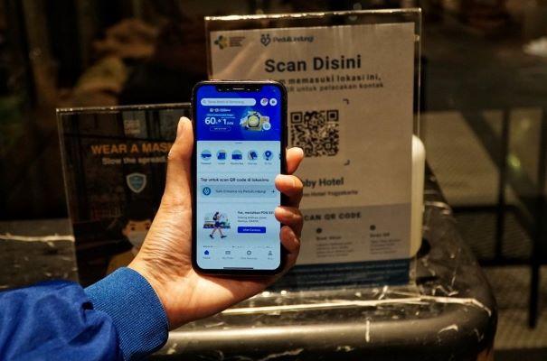 Tiket.com Telah Terhubung dengan Aplikasi PeduliLindungi